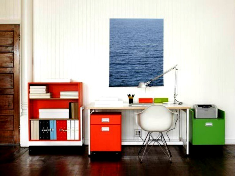 colorful-workspace