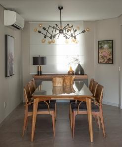 Reforma sala de jantar - Projeto Hestia